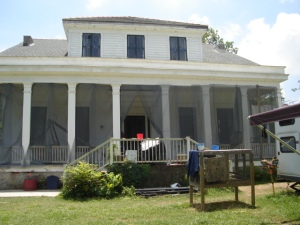 The Bonseigneur Plantation House