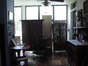 Boden's Office